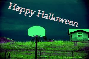Happy Halloween every one